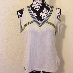 Stitchfix cold shoulder short sleeve top shirt ❤️